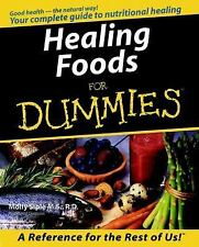 Healing Foods For Dummies - New - Siple, Molly - Paperback