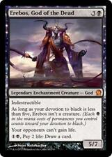 EREBOS, GOD OF THE DEAD Theros MTG Black Enchantment Creature — God MYTHIC RARE