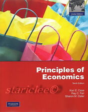 NEW 3 Days 2 US Principles of Economics 10E Ray Fair Karl Case Sharon Oster 10th