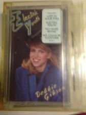 Electric Youth by Debbie Gibson (Cassette, 1989, Atlantic (Label))
