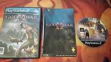 GOD OF WAR II PLAYSTATION 2 PS2 SHIPPING 24/48H