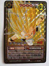 Dragon Ball Card Game Prism D-241 DB3 Version White Box