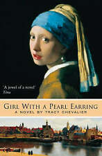 Girl With a Pearl Earring, By Tracy Chevalier,in Used but Acceptable condition