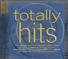 Totally Hits by Various Artists (CD, Nov-1999, Arista) NSync Madonna Cher TLC