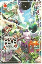 BLUE BLOOD GEAR 6 PLANET MANGA PANINI NUOVO