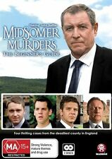 Midsomer Murders - The Beginner's Collection (DVD, 2013, 2-Disc Set) Brand New