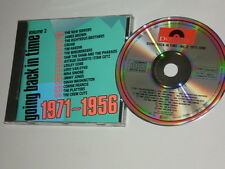 GOING BACK IN TIME VOL.2 1971 -1956 CD MIT JAMES BROWN NINA SIMON CONNIE FRANCIS