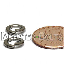 M5 / 5mm - Qty 10 - DIN 127B Split Lock Washer Stainless Steel 18-8 / A2-70