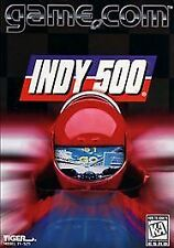Tiger Game.com INDY 500 (Tiger Game.com) Video Games