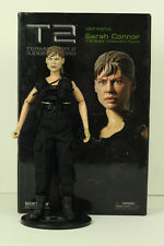 Sideshow T2 Judgment Day SARAH CONNOR 1:6 scale Action Figure Terminator 2