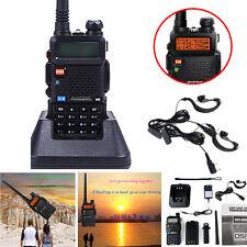 Baofeng UV-5R Dual-Band Two-way Radio VHF/UHF 136-174/400-520MHz FM Ham 2~5KM XG