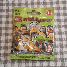 Lego minifigures fisherman series 3 (8803) unopened new factory sealed