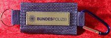 Bundespolizei Schlüsselanhänger mit kleinem Täschchen