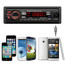 Auto unità principale Dash Stereo Bluetooth Audio MP3/USB/SD/AUX/FM Ricevitore