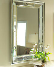 700MM X 1200MM LARGE WALL MIRROR-ART DECO-bedroom metro dressing leaning