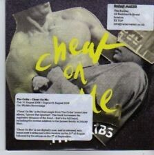 (AZ972) The Cribs, Cheat On Me - DJ CD