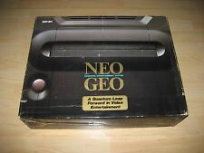 Neo Geo Game Console SNK Working Complete