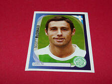127 CELTIC GLASGOW McDONALD  UEFA PANINI FOOTBALL CHAMPIONS LEAGUE 2007 2008