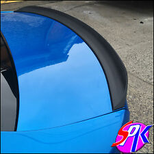 SPK 284G Fits: Volkswagen Jetta 11-on 4dr Rear Trunk Lip Spoiler (Duckbill Wing)