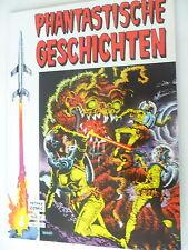 1 x Comic - Phantastische Geschichten - Band Nr. 6 - Hethke -Z.sehr gut