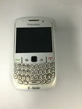BlackBerry Curve 8520 - White (T-Mobile) used - works perfect - free shipping