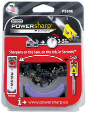 Cadena de Oregon PowerSharp y Piedra Afilar 55 Link PS55E