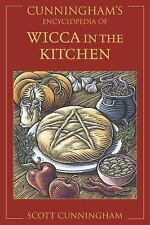 Cunningham's Encyclopedia of Wicca in the Kitchen Scott Cunningham Book
