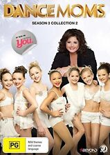 DANCE MOMS - SEASON 3 COLLECTION 2  -  DVD - UK Compatible - New & sealed