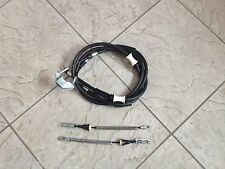 VAUXHALL ASTRA MK4 98-04 ONE HAND BRAKE CABLE (CENTER) + TWO SMALL REAR CABLES