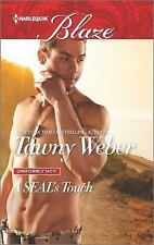 A SEAL's Touch (Uniformly Hot!) by Weber, Tawny, Good Book