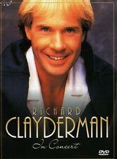 Richard Clayderman: In Concert (2011, DVD NEW)