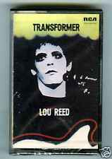 CASSETTE TAPE NEW LOU REED TRANSFORMER