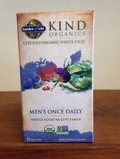Garden Of Life Men's Once Daily Multi-Vitamin  30 Tablets
