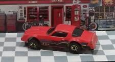 HOT WHEELS 1982 VINTAGE CAMARO Z-28 RED BEAUTIFUL CAR MUST SEE