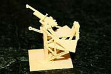 MGM 80-103 1/72 Resin WWII German 7.5cm Citadel Anti-Aircraft Gun