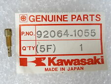Kawasaki NOS NEW  92064-1055 Pilot Jet #32 KZ KZ550 GPz LTD Shaft  1980-84