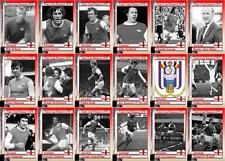 Arsenal 1970 UEFA Fairs Cup winners football trading cards