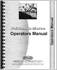 New Fairbanks Morse Engines Hit and Miss Engine Operators Manual (Type Z)