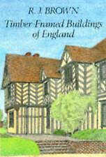 Timber-framed Buildings of England by R. J. Brown (Paperback, 1997)