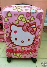 "Hello Kitty Suitcase Cover Dust Proof Trolley Bag Luggage Protector 24-26"" KK761"