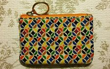 Fossil Zip Coin Purse Small Gently Used Very Good Condition!