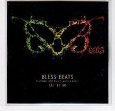(EF390) Bless Beats, Let It Go - 2010 DJ CD