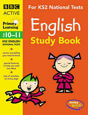 KS2 Revisewise English Study Book,GOOD Book