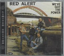 RED ALERT - WE'VE GOT THE POWER - (still sealed cd) - AHOY CD 12