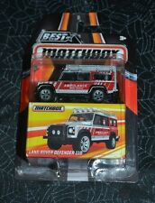 2016 MATCHBOX BEST OF MATCHBOX LAND ROVER DEFENDER 110 SERIES 1 MB838