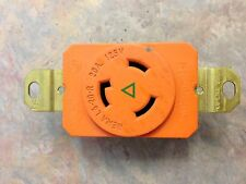 L5-20R Pass & Seymour Isolated Ground Receptacle 20A 125V