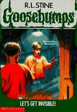 Let's Get Invisible! (Goosebumps, No. 6)