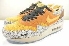 DS 2016 NIKE AIR MAX 1 ATMOS SAFARI FLAX PREMIUM QS 10 RETRO PATTA CAMO 90 97