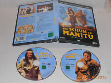 DVD Der Schuh des Manitu  Deluxe Edition 2 DVDs  Michael Bully Herbig O3 24