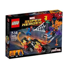 Lego 76058 Spider-Man Ghost Rider Team-up